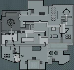 NightFall Tact Map