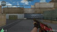 AK12 ROYAL GOLD HUD