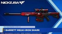 Barrett M82A1-Iron Shark CROSSFIRE Indonesia 2