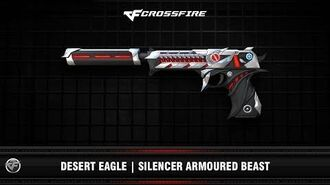 CF Desert Eagle Silencer Armoured Beast