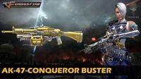 CrossFire Vietnam AK-47-Conqueror Buster