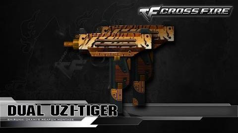 CrossFire Vietnam Dual Uzi-Tiger ☆
