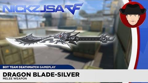 Dragon Blade-Silver CROSSFIRE China 2