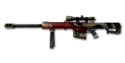 Sniper Barrett M82A1-LD