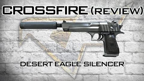 CrossFire - Desert Eagle Silencer Review