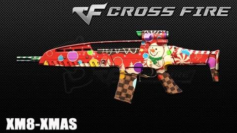 CrossFire Vietnam XM8-XMas ☆