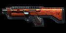 Shotgun M1216-OrangeSkull