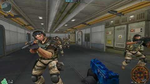 Cross Fire China SWAT-Intel!