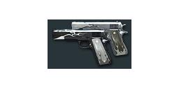 Pistol DualCOLT-Hellfire