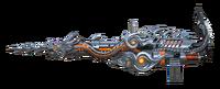 Gatling Gun VVIP Render0