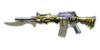 M4A1 S PRISM BEAST IMPERIAL GOLD