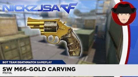 SW M66-Gold Vintage - CROSSFIRE Vietnam 2