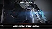 CF M4A1 Silencer Transformer CG (2013)