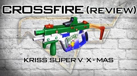 CrossFire - Kriss Super V X-Mas Review 2012