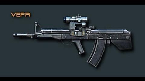 Cross Fire China -- Vepr -Review-!