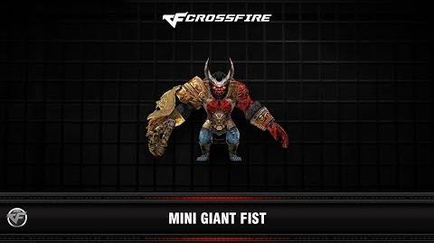 CF Mini Giant Fist