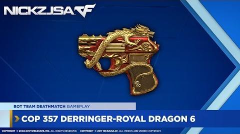 COP 357 Derringer-Royal Dragon 6 CROSSFIRE China 2