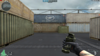 Wide Grenade HUD