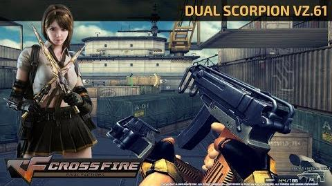 CrossFire Vietnam - Dual Scorpion VZ