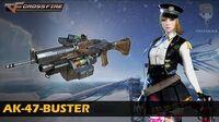 CrossFire Vietnam AK-47-Buster