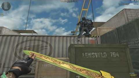 Cross Fire China Xuan Yuan Sword (Upgraded) GamePlay!