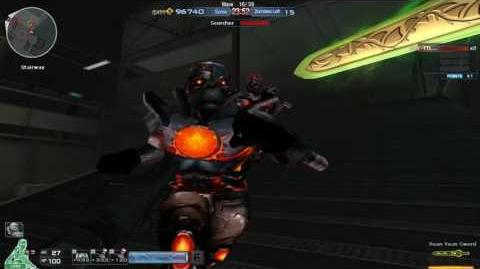 Crossfire NA - Best Melee for ZM? XuanYuan Sword ZM (Zombie Mode) Gameplay