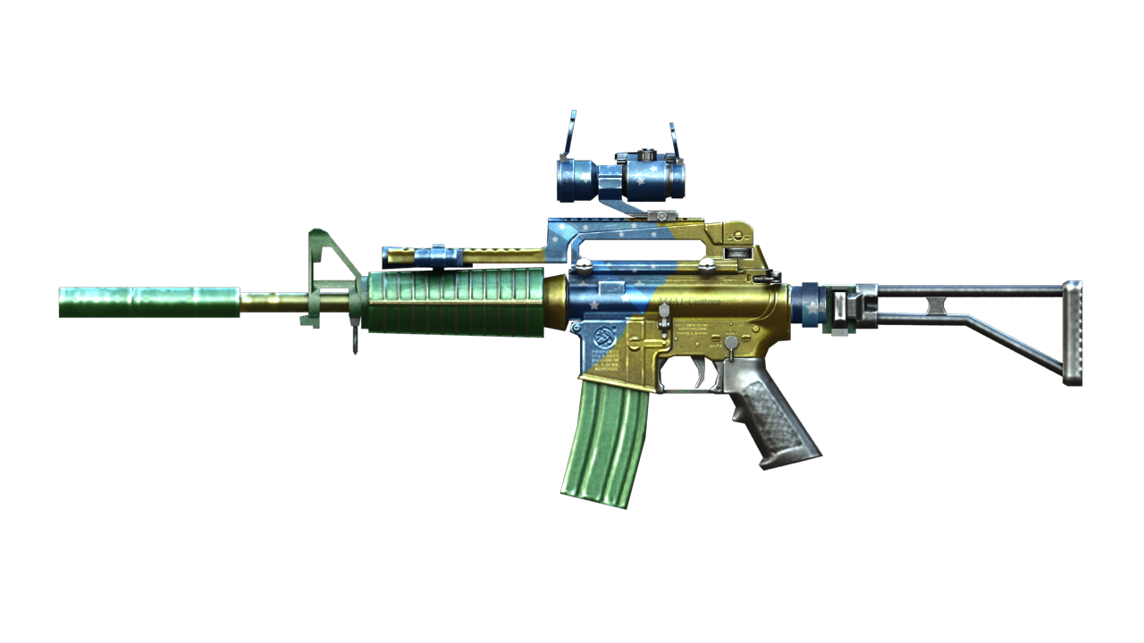 M4A1-Custom Brazil | Crossfire Wiki | FANDOM powered by Wikia