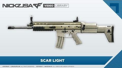 SCAR Light CrossFire 2
