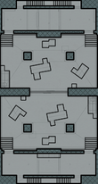Military Base Tactical Map