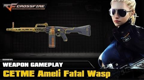 CrossFire VN - CETME Ameli Fatal Wasp