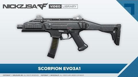 Scorpion EVO3A1 CrossFire 2