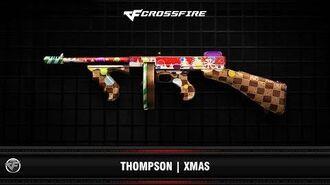 CF Thompson Xmas 2014