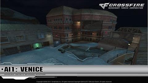 CrossFire China Venice (Cổng Địa Ngục) AI1