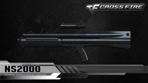 CrossFire Vietnam NS2000 ☆