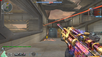 Sr-25 burningshot HUD AI charge