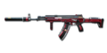 AK-12 Dual Mag Rank Match Red