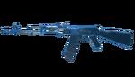 AK47 Blue Crystal