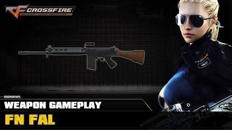 CrossFire VN - FN FAL