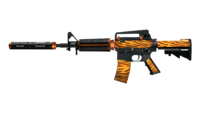 M4A1 S TIGER RD1