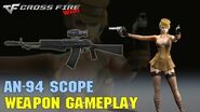 CrossFire - AN94 Scope - Weapon Gameplay
