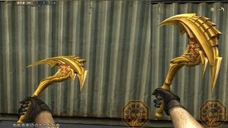 CrossFire China Devil Hook-Gold -CF News-