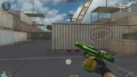 Cross Fire China -- Desert Eagle-Rio -GamePlay-!