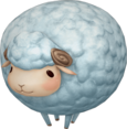 Sheep Blue