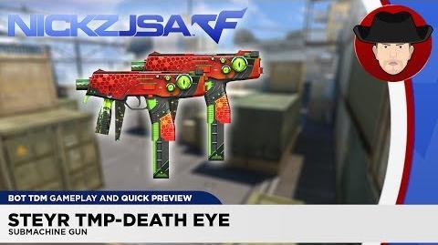 Steyr TMP-Death Eye - CROSSFIRE China 2