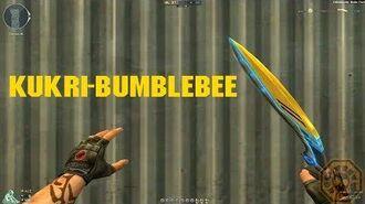 -CF News- Kukri-Bumblebee (Kukri-Mecabelha) CrossFire Brazil - GAMEMASSACRE
