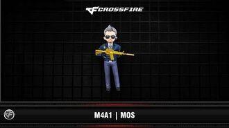 CF M4A1 MOS