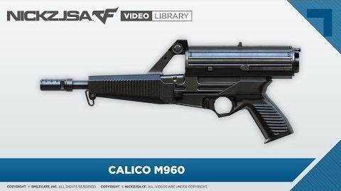 Calico M960 CrossFire 2.0