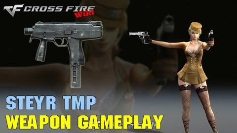 CrossFire - Steyr TMP - Weapon Gameplay
