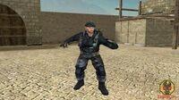 CrossFire China - Russian Commando Showcase Skilled!