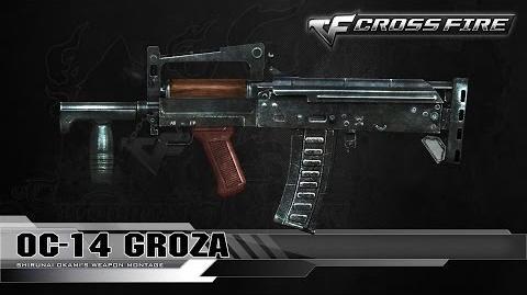 CrossFire Vietnam OC-14 Groza ☆